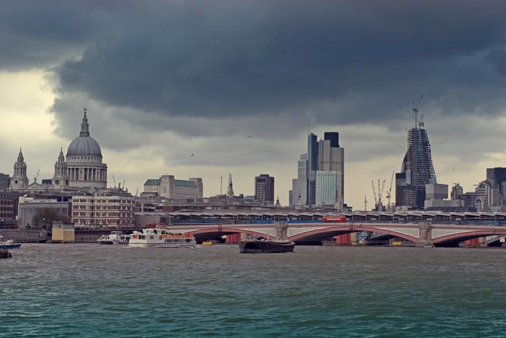 The shape of London