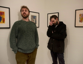 Alec Cumming and Tazelaar Stevenson
